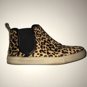 Steve Madden Leopard Print Shoes